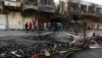 Irak'ta bir düğünde patlama: 26 ölü