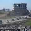 Teröristler Şam'ın kuzeydoğusunu terkettiler