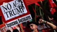 ABD'de işçi sendikaları Trump aleyhinde protesto gösterisine hazırlanıyor