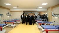 Hasan Ruhani'den sağlık alanında kalite ve hizmetin arttırılmasına vurgu