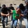 Siyonist Rejim Yıl başından şimdiye kadar 5 bin Filistinli tutukladı