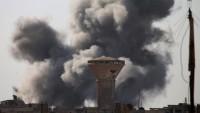 Suriye'den İsrail'in füzeli saldırısına tepki
