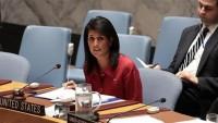 ABD, BM üyelerini tehdit etti