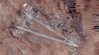 ABD'nin Suriye'ye saldırısındaki üs yerle bir oldu