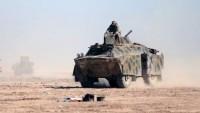 Suriye'de IŞİD'in mevzilerine giden yollar kesildi