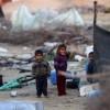 Gazze'de 1.5 milyon kişi fakirlik çizgisi altında