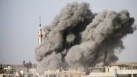 Türkiye ve İsrail'in son saldırıları Suriye'yi bölme planı çerçevesinde gerçekleşmektedir