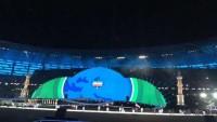 Bakü'de 4. İslam ülkeleri oyunları başladı.