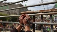 Filistinli esir, 15 yıllık esaretten sonra serbest