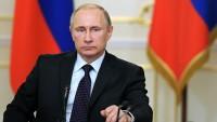 Putin: Suriye konusunda, İran, Rusya ve Türkiye üçlüsünün oturumu Ankara'da düzenlenecek