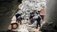 Amerikan koalisyonu, Deyr ez Zor'da birkez daha sivilleri bombaladı: 10 ölü