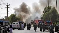 Afganistan'ın başkenti Kabil'de şiddetli patlama