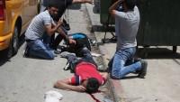 İşgalci siyonist askerler Filistinli bir genci daha şehit ettiler