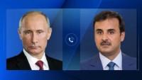 Rusya Devlet Başkanı Putin, Katar sorununun diyalogla çözümlenmesini istedi