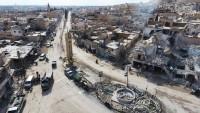 El-Bab'da ÖSO komutanlarına saldırı