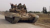 Suriye ordusu, teröristlerin Halep'teki son kalesini de ele geçirdi