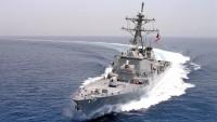 ABD'nin en büyük uçak gemisi İşgal altındaki Filistin kıyılarına geldi