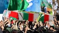 Tahran'daki saldırı şehitlerinin sayısı 17'ye yükseldi; Yarın Tahran'da cenaze töreni düzenleniyor