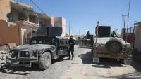 Irak ordusu IŞID'ın El Anbar'daki üslerini hedef aldı