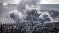 ABD'nin Suriye'ye saldırısı devam ediyor
