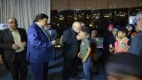 İmam Humeyni yardım komitesi Iraklı yetimlere kucak açtı