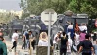 Londra'da Bahreyn rejimi aleyhinde gösteri