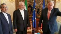 Fransa senato başkanı: İran'la ilişkilerin her alanda geliştirilmesinden yanayız