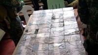 Filipinlerde teröristlere ait nakit paralara el konuldu