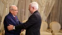 Zarif, Tunus Cumhurbaşkanı ve dışişleri bakanıyla görüştü