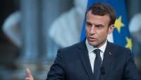 Fransa cumhurbaşkanı Macron: IŞİD'den sonra Esad iktidarda kalacaktır