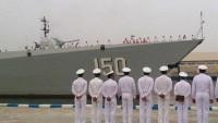 Çin Deniz Filo Grubu, İran limanına yanaşıyor