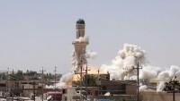 DEAŞ teröristleri tarihi camiyi havaya uçurdu