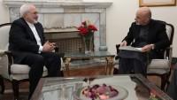 Zarif, Afganistan cumhurbaşkanı ile görüştü
