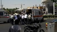 İslami Şura Meclisi ve İmam Humeyni'nin türbesine saldırıda iki şehid