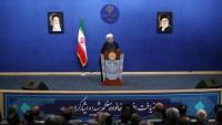 Ruhani: İran milleti, başarılarını, fedakarlık ve Allah yolunda cihadına borçludur