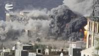 Suudi rejiminin Yemen'e saldırılarında 13 ölü ve yaralı