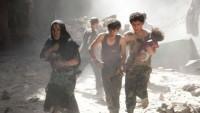 Amerikancı Koalisyonun Suriye halkı aleyhindeki katliamı devam ediyor