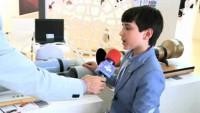 İranlı gençler, Rusya Uluslararası Havacılık ve Uzay Fuarı MAKS-2017 Fuarında Parladı