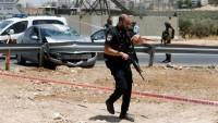 Siyonist araçlara saldırı düzenlendi