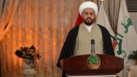 Irak Asaibi Ehli Hak Hareketi Genel Sekreteri: IŞİD, Arabistan, Türkiye, İsrail ve Amerika'nın Özel Güçleridir