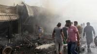 Irak'ın el'Anbar eyaletinde patlama