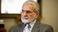 Harrazi: İran, ABD'nin KOEP'ten çıkması durumuna hazırlıklıdır