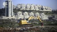 İsrail, siyonist siteleri güçlendirmeye çalışıyor
