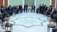 Beşar Esad: Arap halkının bilinç ve şuuru birlik için bir faktördür