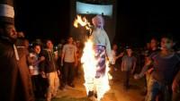 Gazze halkından Mescidi Aksa'da siyonistler aleyhindeki operasyona destek