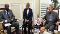 Laricani: Terörizme ile mücadele İslam dünyasının en önemli meselelerinden biridir