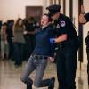 ABD başkentinde onlarca kişi göz altına alındı
