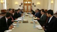 İran ve Türkiye dışişleri bakan yardımcıları görüştü