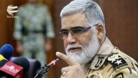 General Purdestan: İran, bölge genelinde IŞİD'in tüm hareketlerini yakından takib ediyor