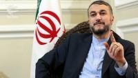 Emir Abdullahiyan: Şam fuarının açılması Beşar Esad'ın ülkeyi yeniden yapılandırmadaki iradesini gösteriyor